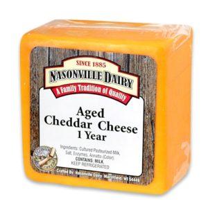 Aged Cheddar Cheese 1 Year
