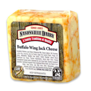 Buffalo Wing Jack Cheese