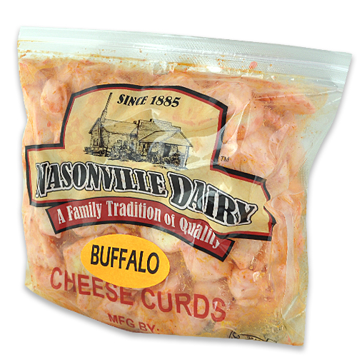 Buffalo Wing Cheese Curds