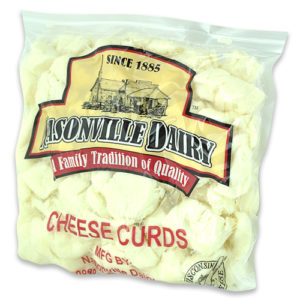 White Cheese Curds