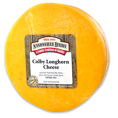 Colby Longhorn Cheese