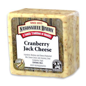 Cranberry Jack Cheese