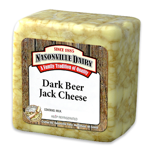 Dark Beer Jack Cheese
