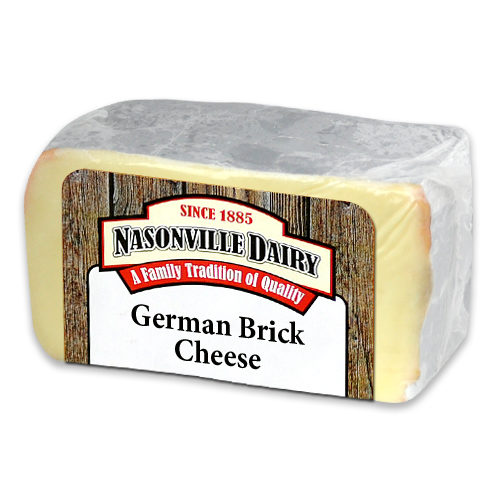 German Brick Cheese