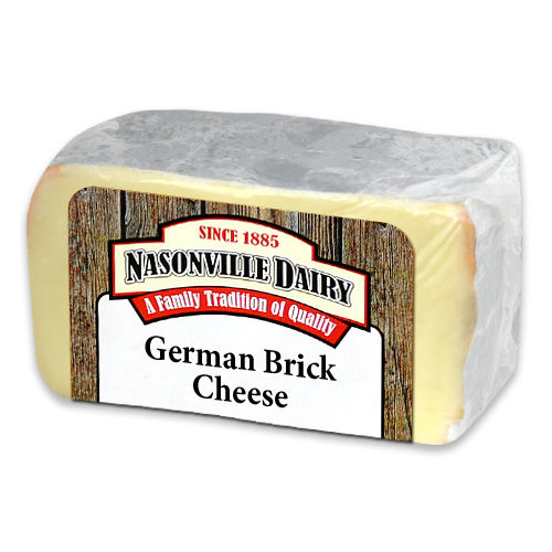 German Brick Cheese