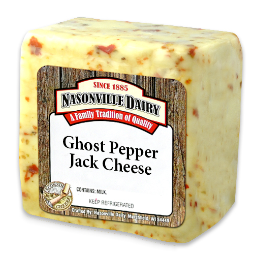 Ghost Pepper Jack Cheese Nasonville Dairy Part 1