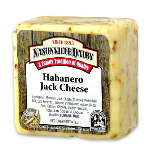 Habanero Jack Cheese