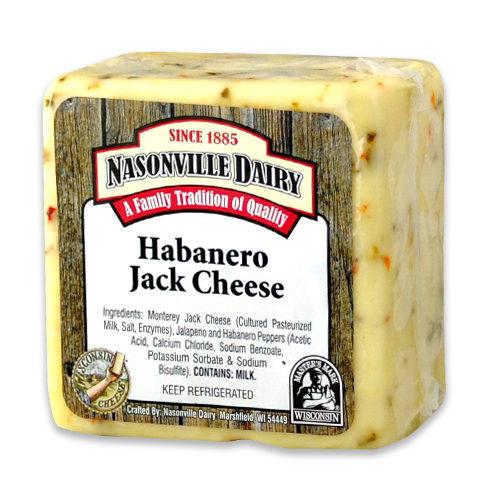 Habanero Jack Cheese