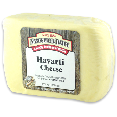 how to use havarti cheese
