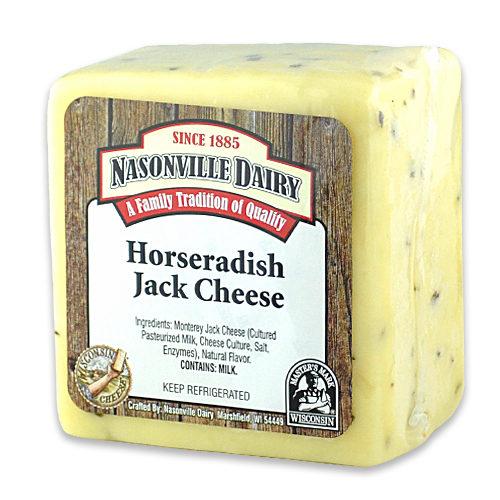 Horseradish Jack Cheese