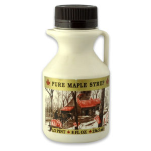 Maple Syrup: 8 oz.