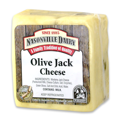 Olive Jack Cheese