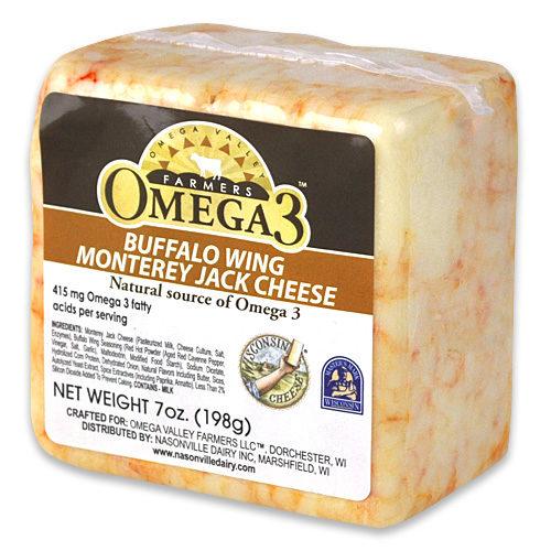 Omega 3 Buffalo Wing Jack