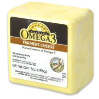 Omega 3 Farmer's Cheese