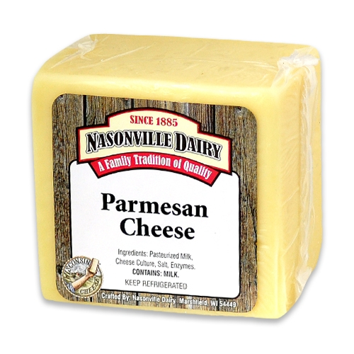 Parmesan Cheese Ungrated Nasonville Dairy Part 1
