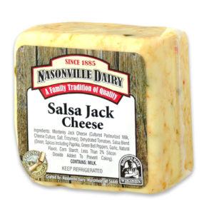 Salsa Jack Cheese