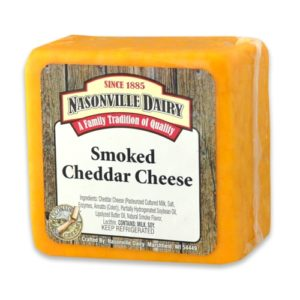 Smoked Cheddar Cheese