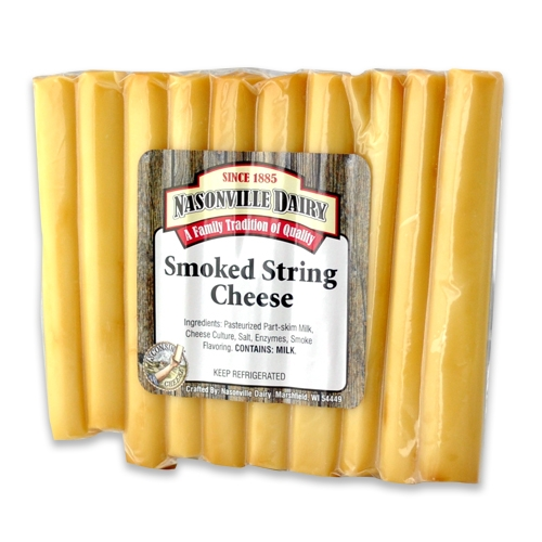 Smoked String Cheese
