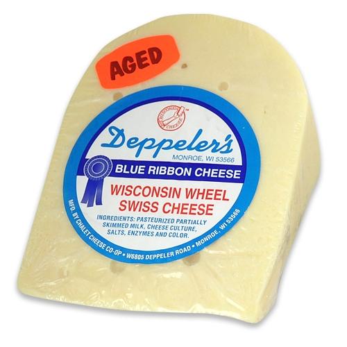 Aged Swiss Cheese