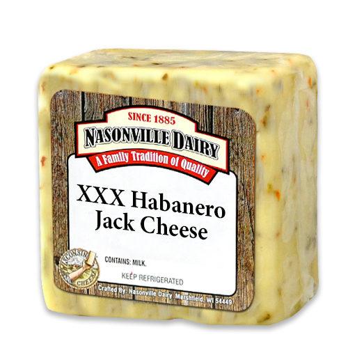 XXX Habanero Jack Cheese