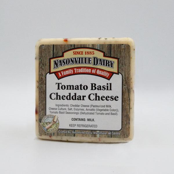 Tomato Basil Cheddar