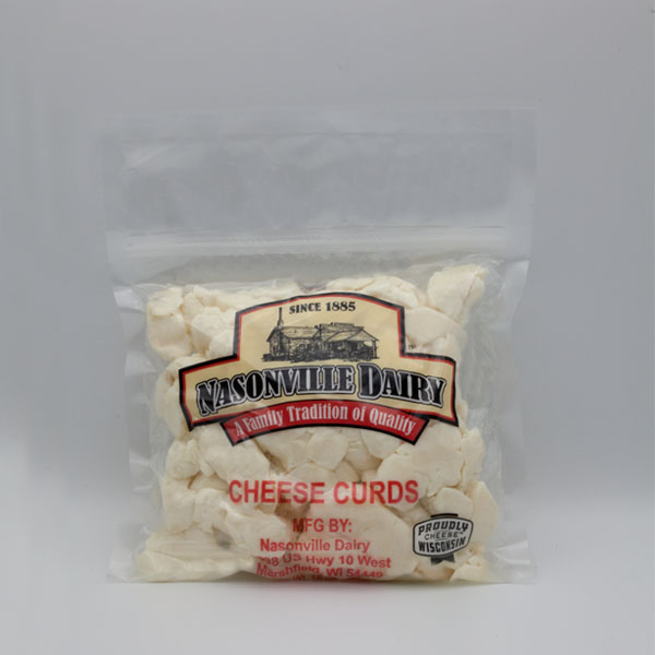 White Cheese Curd