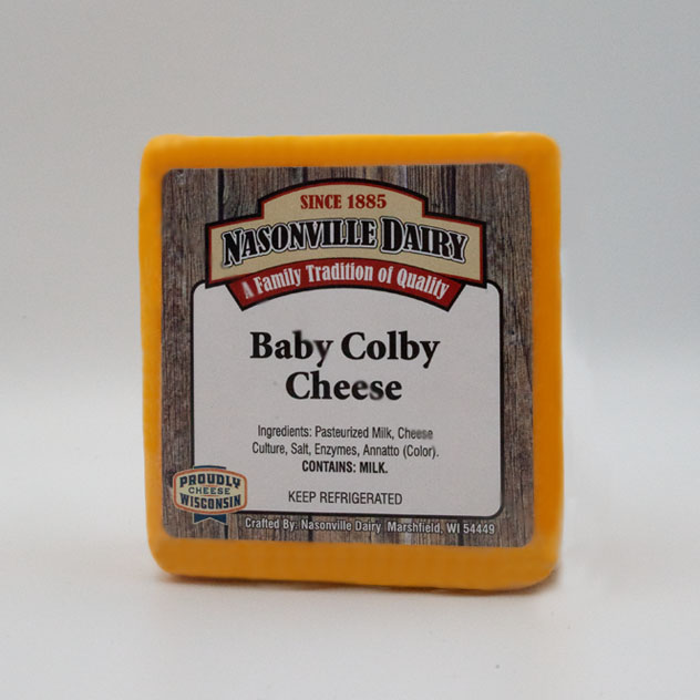Baby Colby Cheese