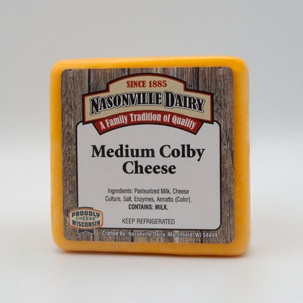 Medium Colby Cheese