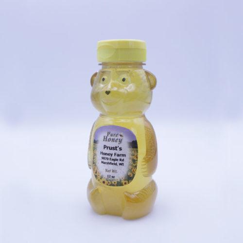 Honey 12oz bottle.