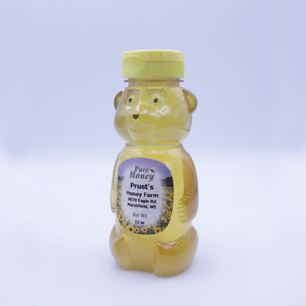 Pure Honey 12 oz