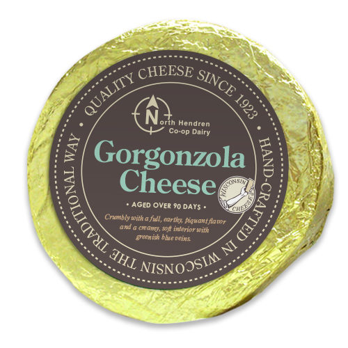 Gorgonzola Cheese Wheel