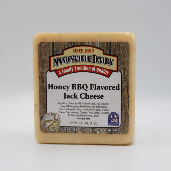 Honey BBQ Jack Cheese
