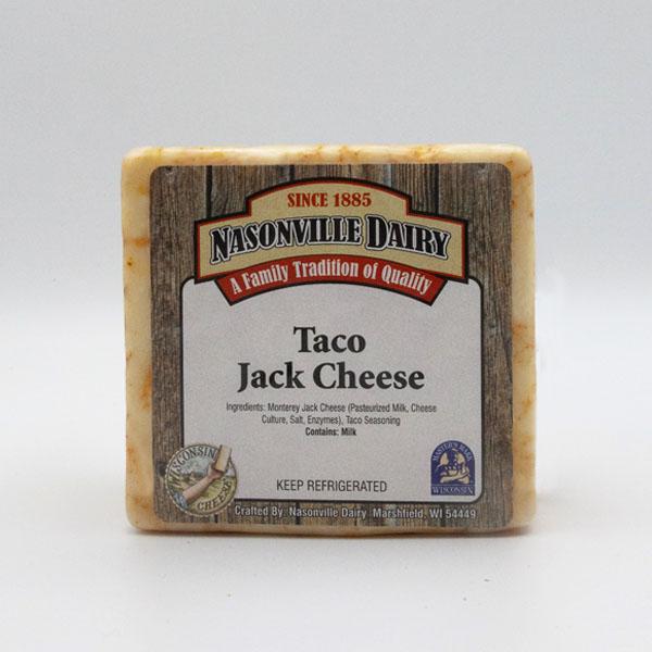 Taco Jack Cheese