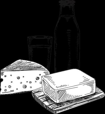 Milk-Based Starters