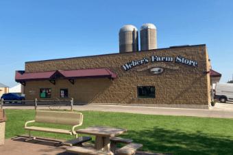 webers farm store exterior