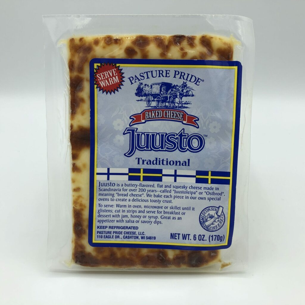 Juusto Cheese 6 Oz